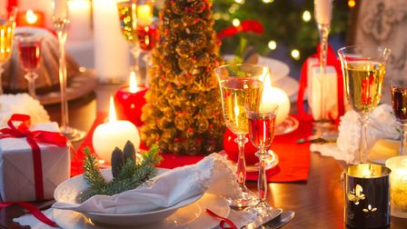 Ready for an impressive festive feast. Picture by Getty Images