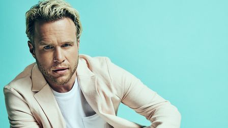 Olly Murs is touring across the UK in 2021. Image by Mark Hayman