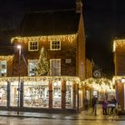 Christmas at Bakers & Larners Picture: Joshua Dyball