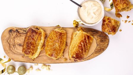 How about these rarebit rolls for a pre-dinner appetiser? PHOTO: Dorset Food and Drink photographer