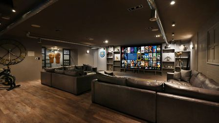 Create a bespoke home cinema experience and set your Control4 system to 'do not disturb' to ensure y