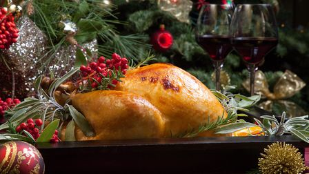 Christmas turkey is the star of any traditional meal