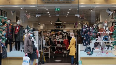 Shops at the Arc provide a warm welcome. Photo: Rachel Ducker
