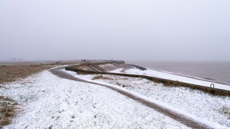 Frinton on Sea (photo: Pete Thompson)
