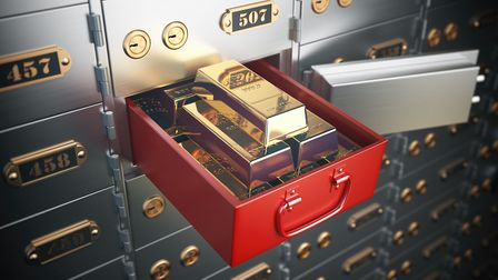 Safe deposit boxes can protect your valuables and save you money. Picture: Getty Images