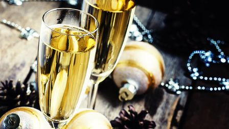 Cheers and Merry Christmas! (photo: 5PH/Getty Images/iStockphoto)