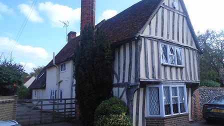 Charming architecture is a feature of Great Chesterford (photo: Laurie Page)