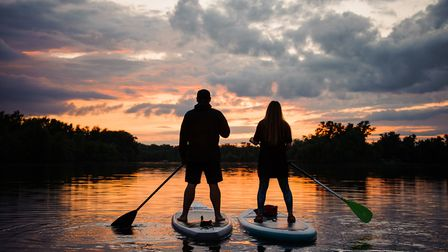Paddle boarding is one of those things that saw a boom during the pandemic (photo: MaximFesenko/Gett