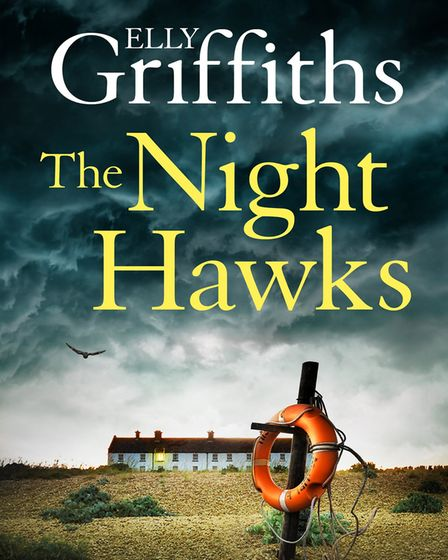 The Night Hawks by Elly Griffiths Picture: Quercus