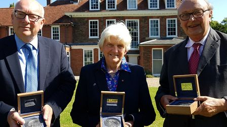 Suffolk rarely shouts about its achievements but now recognises its outstanding citizens with the Su