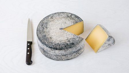Kern Cheese is one of Cornwall's most famous