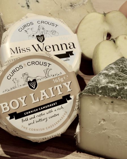Alongside cheeses made from cows, Cornwall has range of soft and goat cheeses