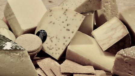 Name that cheese.... just some of the cheeses made in Cornwall