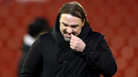 Norwich City manager Daniel Farke has some thinking to do for the return to Championship action with Jordan Hugill...