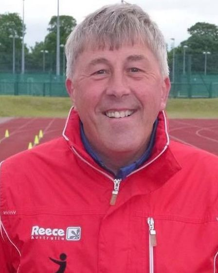 Mike Utting, has been namedEngland Athletics Coach of the Year for 2020.v