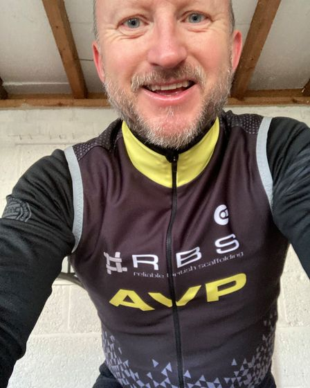 Axe Valley Pedallers Christmas challenge
