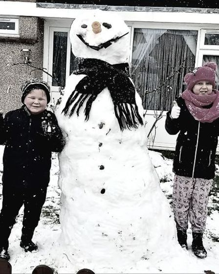 Another great Snowman