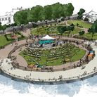 A Torquay Town Deal Project gets underway this week at Princess Gardens