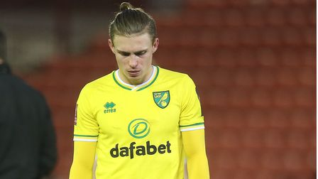 Przemyslaw Placheta has to push on now after featuring in Norwich City's last two FA Cup ties following a spell on the sidelines with a hamstring injury