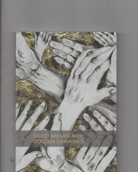 David Breuer-Weil's Golde Drawings is published by Gli Ori