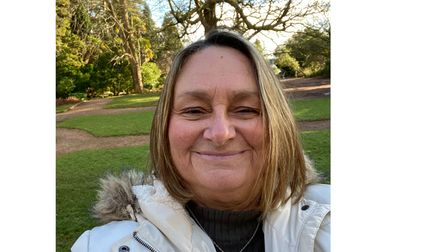 Jo Jones, Secretary of Oldway Gardens Volunteer Group, who has been busy putting 'Meet the Volunteer' posts on the group...
