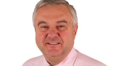 Conservative parliamentary candidate North East Herts, Sir Oliver Heald. Picture: