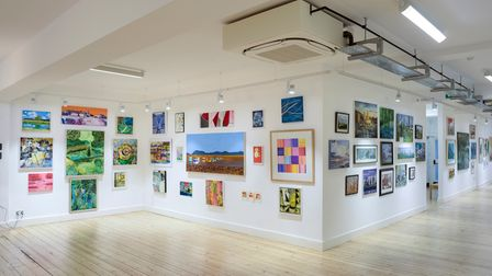 The Letchworth Open exhibition at Broadway Gallery