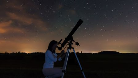 Astronomers in Alconbury are searching for alien life.