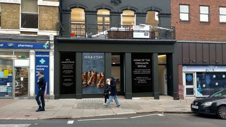 Ole & Steen is moving into 38-39 Hampstead High Street