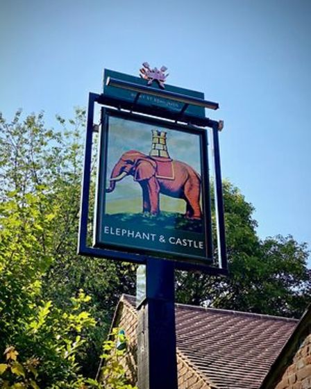 Farr Brew's flagship outlet, the Elephant& Castle at Amwell.