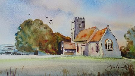 CHURCH OF STBOTOLPH BEAUCHAMP RODING