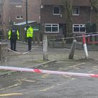 A teenager died after a stabbing in the Elthorne Estate