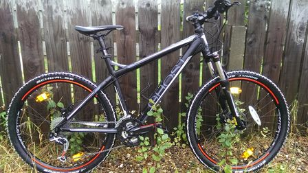 This is the type of bike stolen in Hatfield