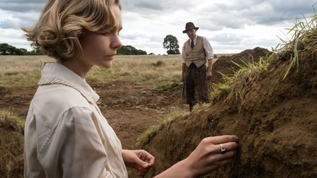 The first trailer for The Dig, filmed in Suffolk, has been released. The film is released in January