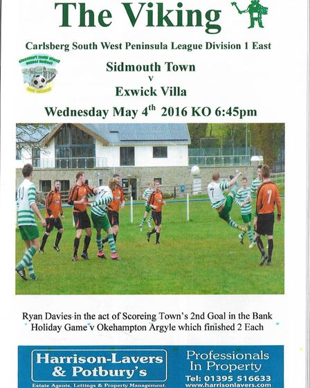 The Viking Sidmouth programme