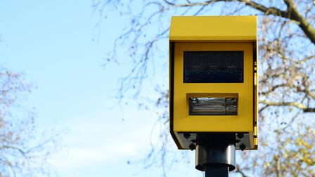File photo dated 11/12/19 of a speed camera. More than a million drivers took a speed awareness cour
