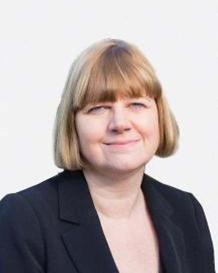Jane West, Havering Council's chief operating officer.