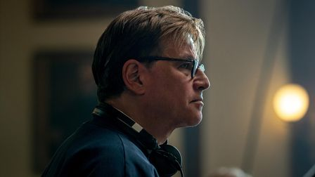 THE TRIAL OF THE CHICAGO 7: BEHIND THE SCENES with DIRECTOR, AARON SORKIN. NICO TAVERNISE/NETFLIX ©