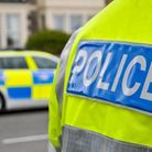 Officers receivedacall at12.03amafter a man was seen shining a torch at the back of homes in Haywood Village.