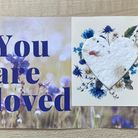 Wildflower Hearts by Garden House Hospice care