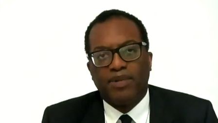 Secretary of state for business, energy and industrial strategy Kwasi Kwarteng