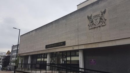 Who has appeared at St Albans magistrates court lately?