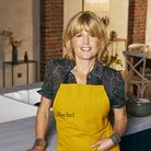 Rachel Johnson on the BBC's Celebrity Best Home Cook