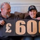 Wisbech boy raises funds for primary school