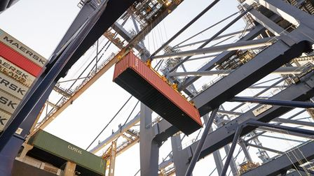 Freeport East could bring millions of tonnes of extra trade from around the world