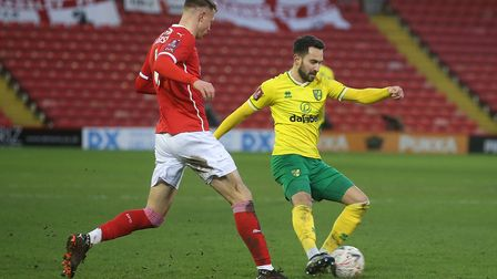 Norwich City midfielder Lukas Rupp returned from a hamstring injury at Barnsley. With Kenny McLean ruled out he is in line...