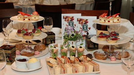 Afternoon tea....Stannylands style