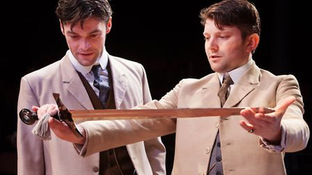 Two Gentleman of Verona performed by Bristol company Shakespeare at the Tobacco Factory