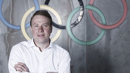 Andy Hunt, formerly the CEO of the British Olympic Association