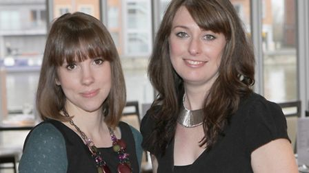 Louise Rhys-Thomas and Elizabeth Lacey from Tayntons LLP Solicitors